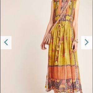 About Bhanuni Jyoti XL Anthropologie MAXI $230 NEW